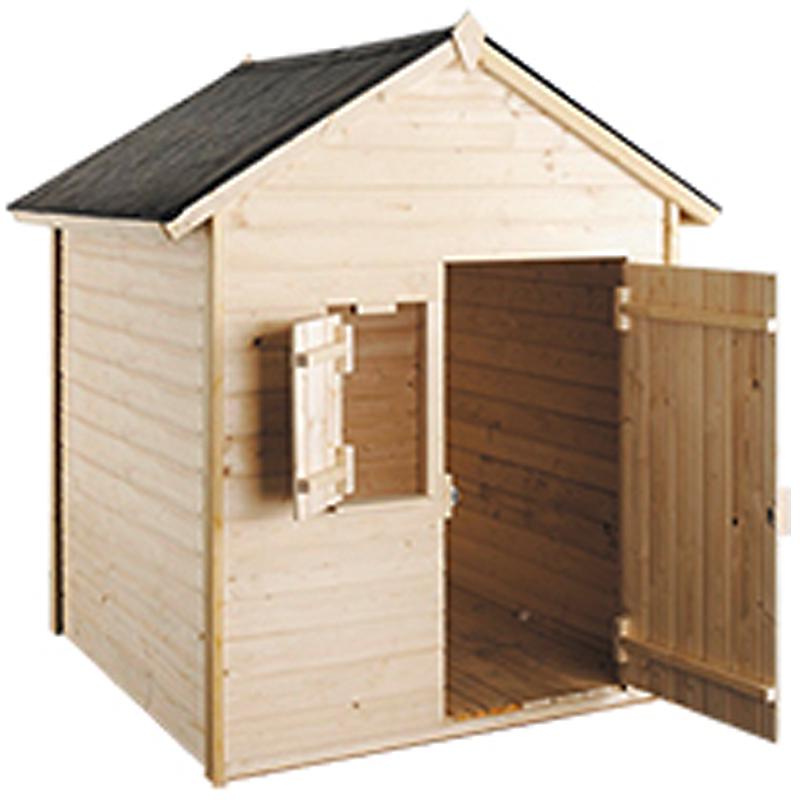Maisonnettes enfant pas cher maison loisirs e leclerc - Maisonnette en bois leclerc ...