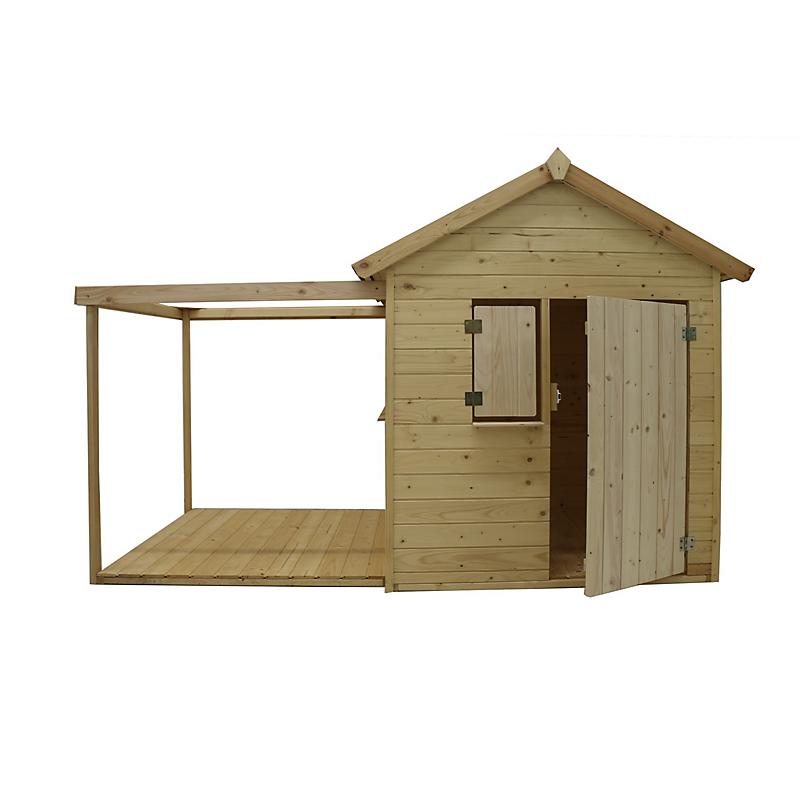 Maisonnette en bois Epicerie