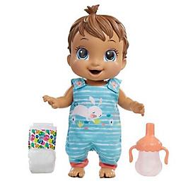 BABY ALIVE - Bébé sautille Brune - E9427