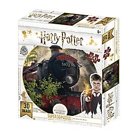 PUZZLE 3D HARRY POTTER - PRIME 3D LTD - FEB 2020