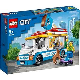 Lego® City - Le Camion De La Marchande De Glaces - 60253 - 60253