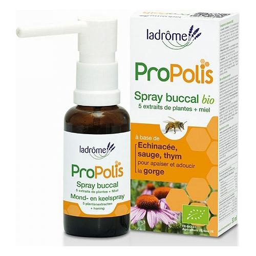 Propolis spray buccal bio 30ml