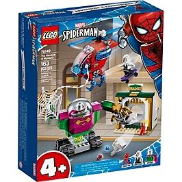 Lego® Marvel Spider-Man 4+ - La Menace De Mystério - 76149 - 76149