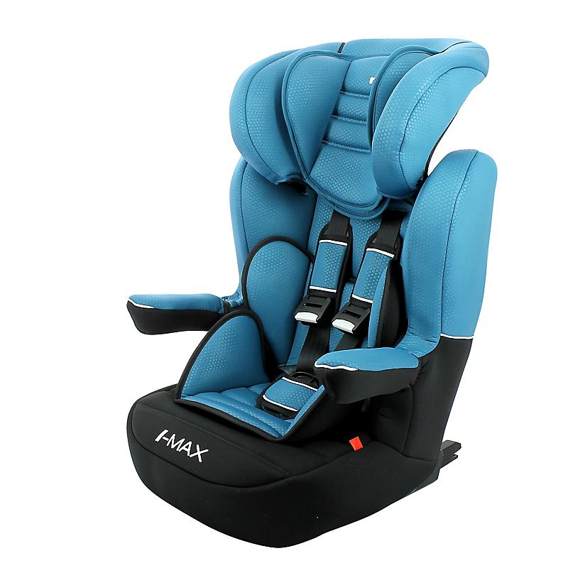Siège auto Isofix Imax Luxe GPE 1/2/3 Bleu
