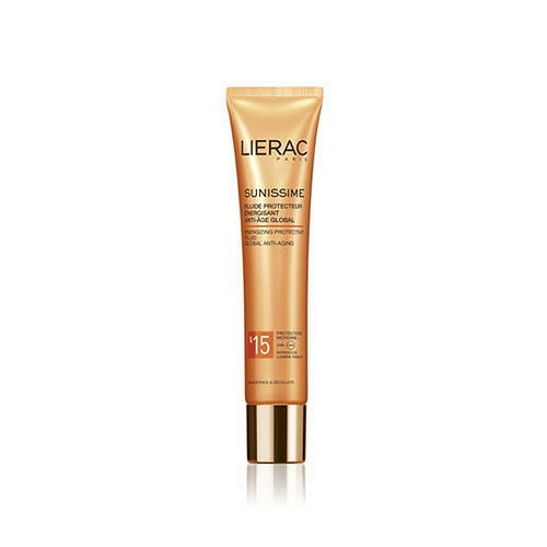 Lierac sunissime fluide solaire anti-âge global spf15 40ml