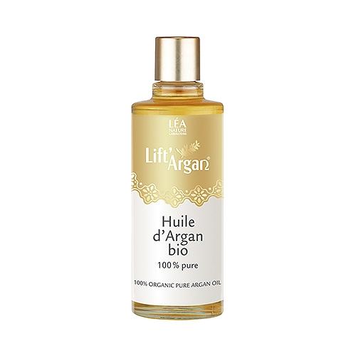 Natessance huile d'argan bio 100% pure 100 ml
