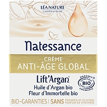 Natessance crème anti-age global 50 ml