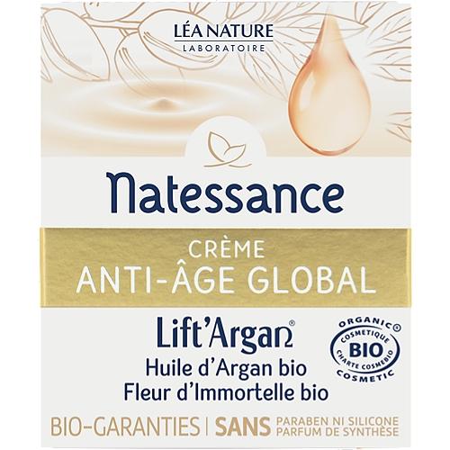 Lift'Argan crème anti-âge global bio 50 ml