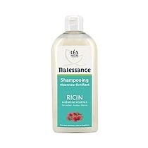 Natessance Shampooing réparateur fortifiant Ricin et Kératine végétale 500 ml