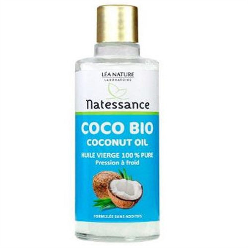 Huile de coco 100% pure 100ml