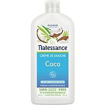 Crème de douche coco bio 500ml