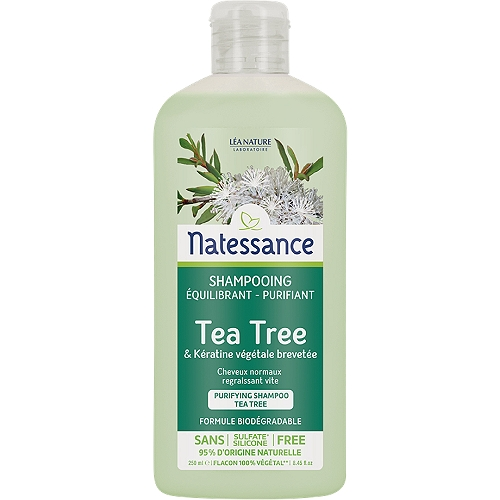Shampooing équilibrant purifiant tea tree 250ml