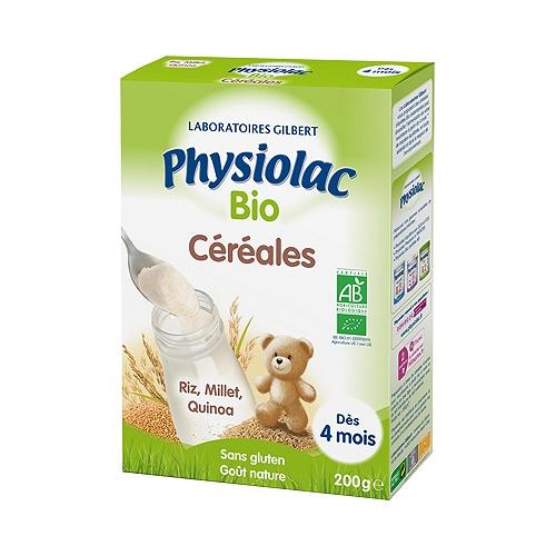 Céréales bio 200g