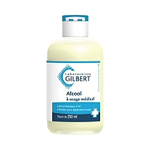 Laboratoires Gilbert Alcool modifié 70% 250ml