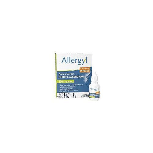 Spray protection rhinite allergique 800mg