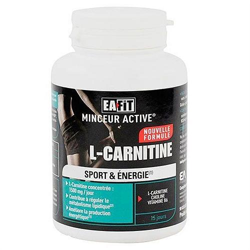 Eafit l-carnitine x 90
