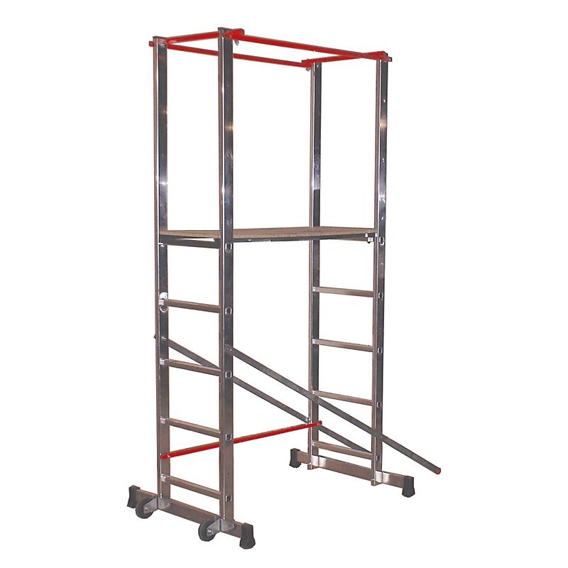 Echafaudage aluminium STRATUS 140 - 3,60 m