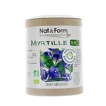 Myrtilles  bio 200 gélules végétales