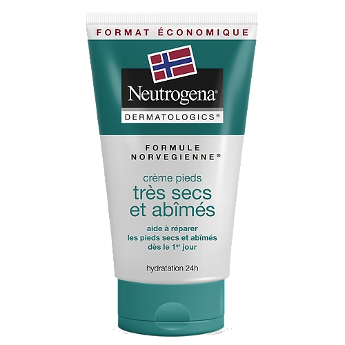 Neutrogena crème pieds très secs et abimés 150ml