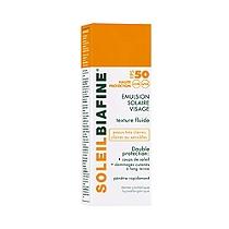 Soleilbiafine Emulsion Solaire Visage FPS 50 - 50ml