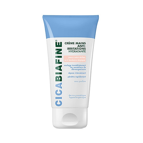 Crème mains anti-irritations hydratante 75ml