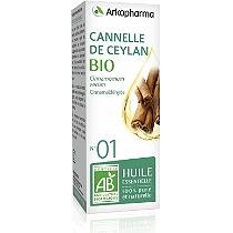 Huile essentielle cannelle de ceylan bio5ml