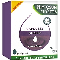 Aromadoses Stress 30 Capsules