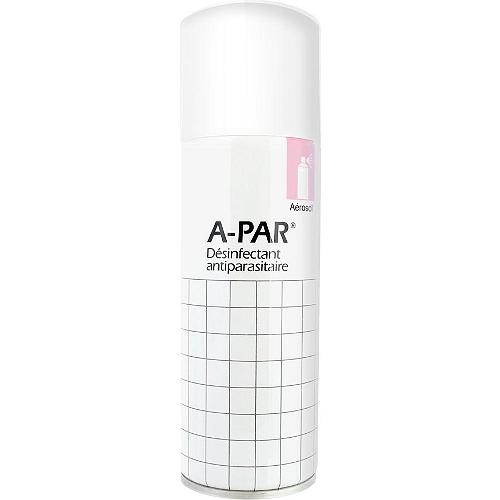 Désinfectant antiparasitaire 200 ml