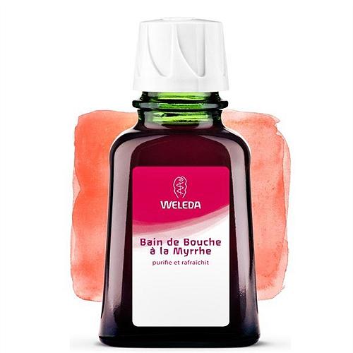 Bain de Bouche à la Myrrhe 50ml