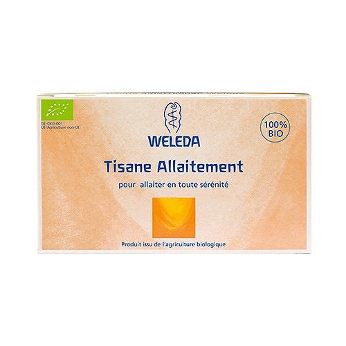 Tisane bio allaitement X20 sachets