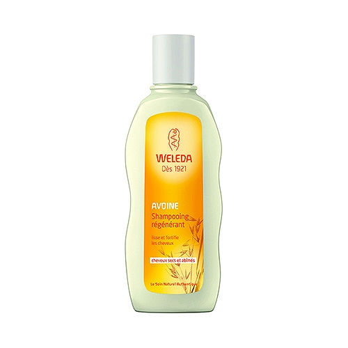 Shampooing régénérant à l'avoine 190ml