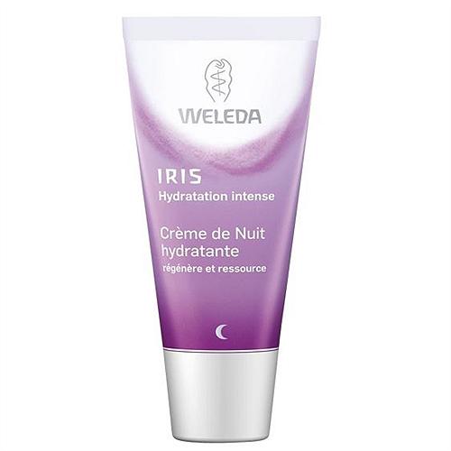 Crème de Nuit hydratante à l'Iris 30ml