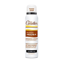 Déodorant  soin ati-traces spray 150ml