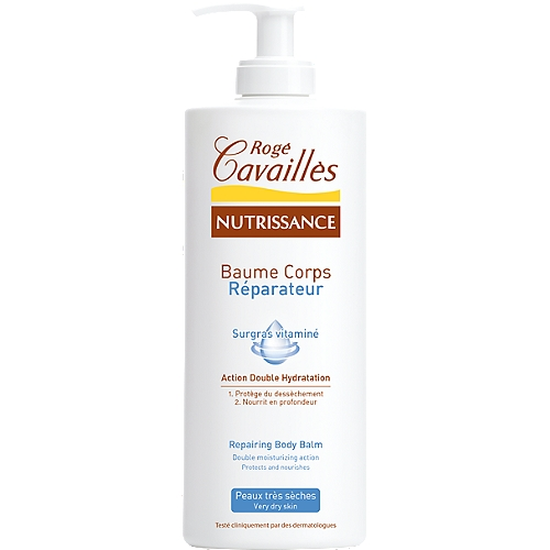 Roge Cavailles Baume Corps Hydratant 400ml