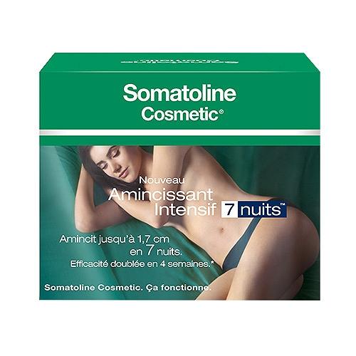 Somatoline cosmetic amincissant intense nuit 7 nuits 400ml