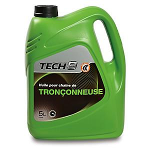 Huile Pour Chaîne De Tronconneuse 5l Tech9