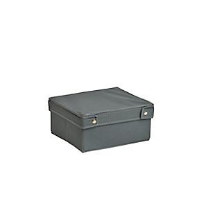 Boite De Rangement Plastique Leclerc.Boite Rangement Intissee 25x20x13cm