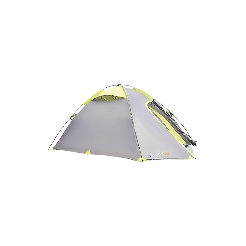Tente dôme double toit 2 places