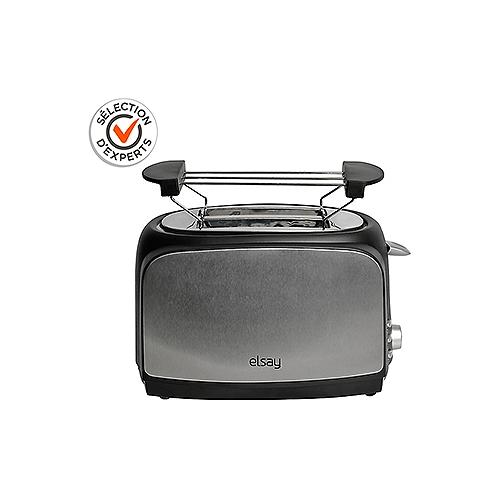 Toaster 2 Fentes Et Plus Selection Dexperts Elsay Toaster