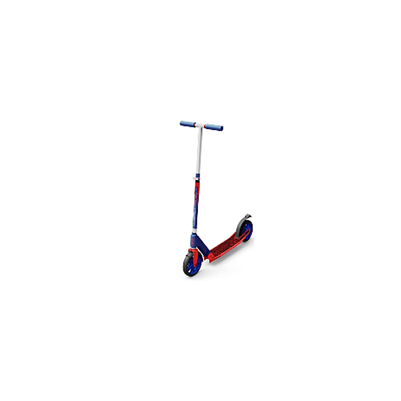 Trottinette pliable enfant 125 mm - Rouge