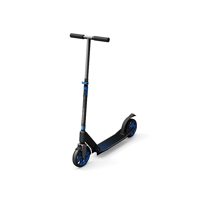 Trottinette pliable 200 mm - Noir