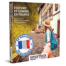 Smartbox - CULTURE ET LOISIRS EN FRANCE