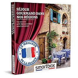 Smartbox - SÉJOUR GOURMAND DANS NOS RÉGIONS