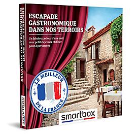 Smartbox - ESCAPADE GASTRONOMIQUE DANS NOS TERROIRS