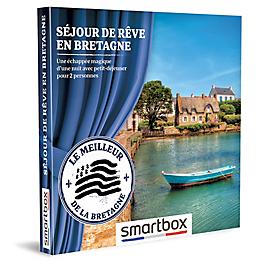 Smartbox - SÉJOUR DE RÊVE EN BRETAGNE