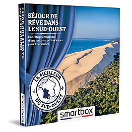 Smartbox - SÉJOUR DE RÊVE DANS LE SUD-OUEST