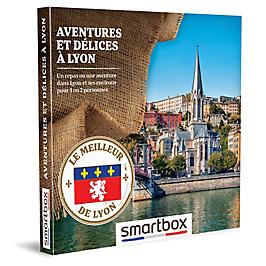 Smartbox - AVENTURES ET DÉLICES À LYON