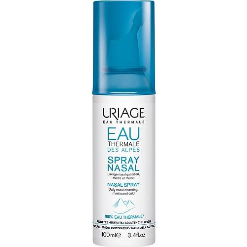 Eau thermale des alpes spray nasal 100ml