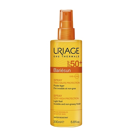 Uriage Bariesun Spf50+ Spray 200ml