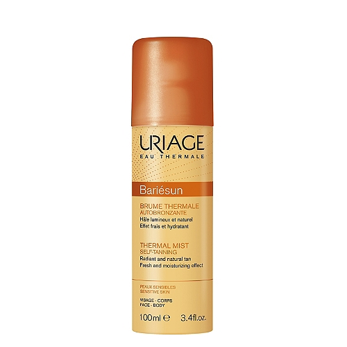 Brume thermale autobronzante 100ml